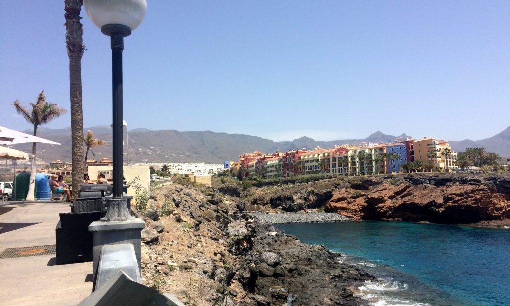 Gezellig, rustig 2slpk appartement Tenerife, Adeje, Playa Paraiso