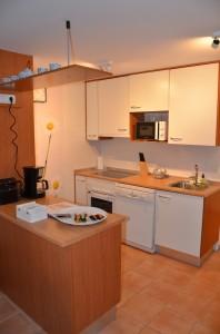 keuken, vaatwas, oven microgolf