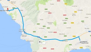route algemeen 1